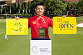 Lin wins again at Asia-Pacific as Windred stumbles