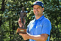 Zach Johnson honoured with Payne Stewart Award